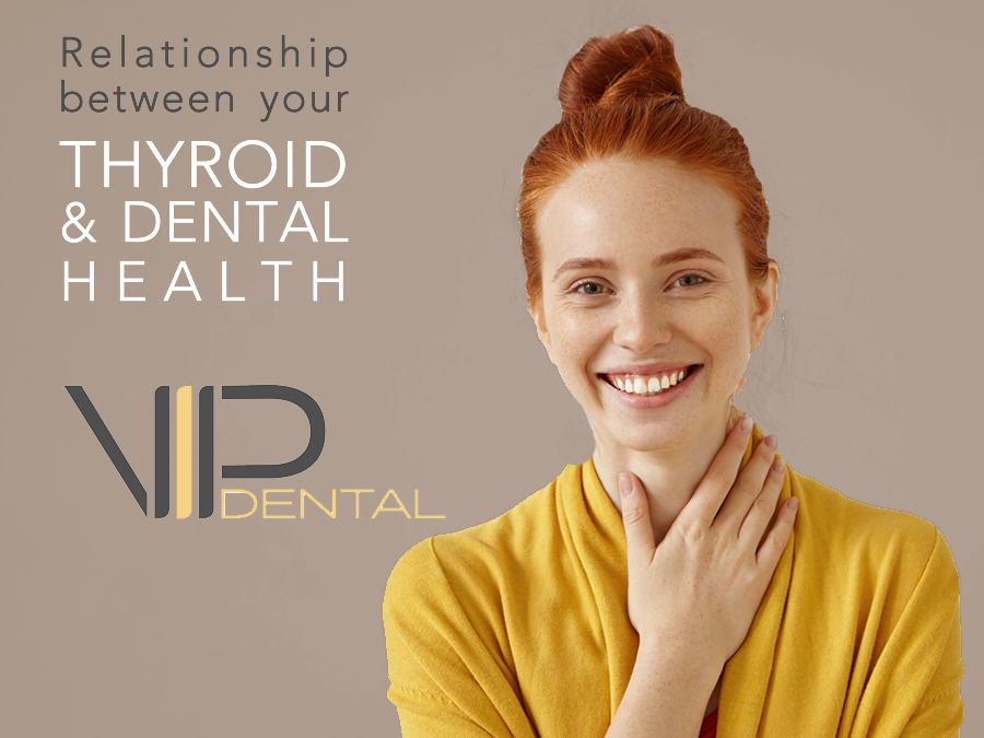 Relationship Between Your Thyroid and Dental Health